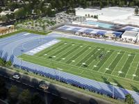 Speak Up Newport - Coronal Del Mar High School Sports Stadium